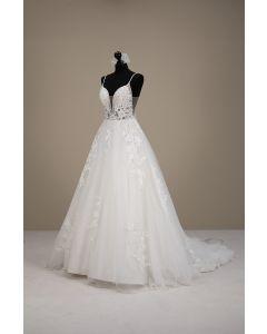 Brautkleid,ivory - Kisa