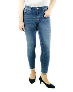 Jeans,middle blue