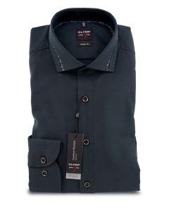 Hemd,body fit,dark grey