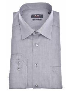 Hemd,modern fit,light grey