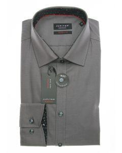 Hemd,modern fit,stone grey