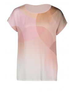 Shirt,cream/rosé
