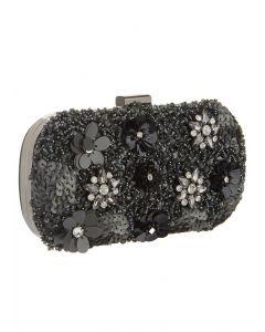 Tasche,black/grey