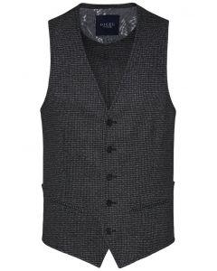 Weste,black/grey