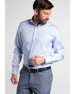 Hemd,modern fit,white/light blue