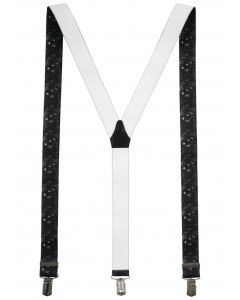Hosenträger,black/print