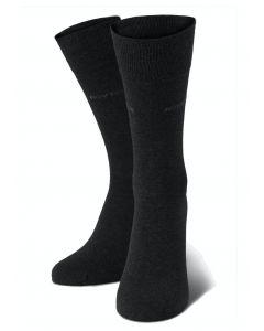 Socken, 2er Pack, black