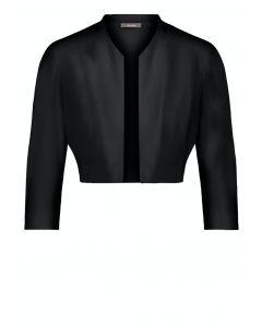 Jerseybolero, jet black