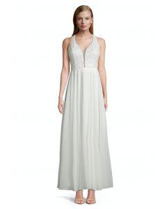 Abendkleid,ivory white