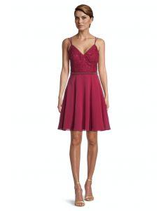 Festkleid, ruby red