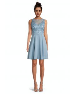 Festkleid,tourmaline blue
